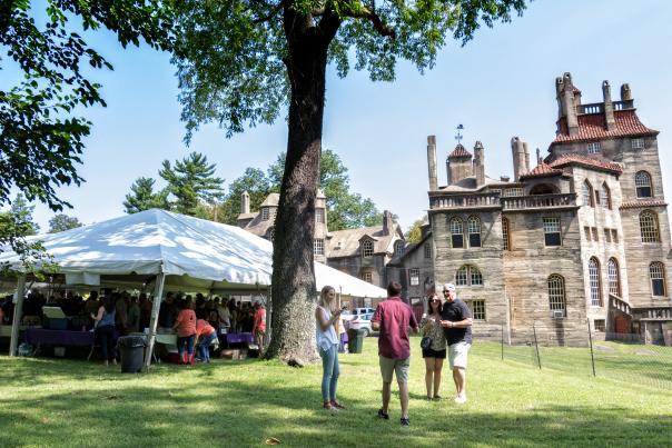 Fonthill Castle Beer Fest