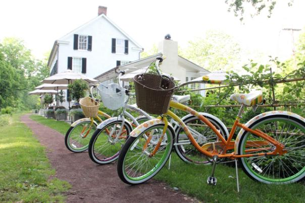 Golden Pheasant Inn bikes