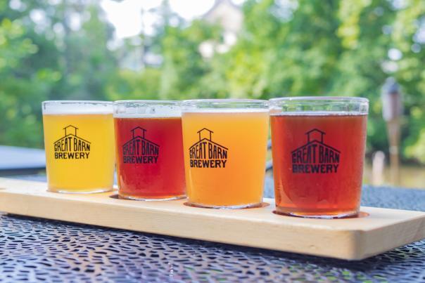 Great Barn Brewery