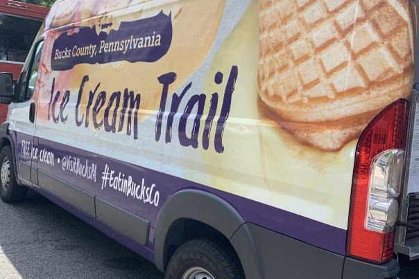 Ice Cream Trail DC Activation