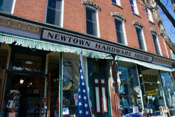 Newtown Hardware House