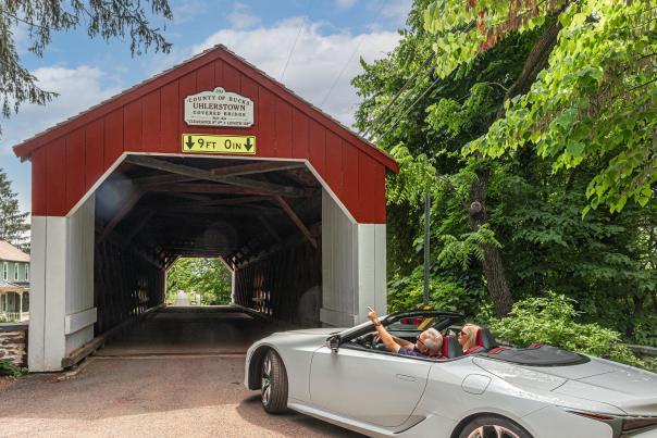 Covered Bridge Driving Tour