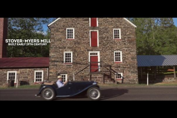Video Thumbnail - youtube - Back Roads and Covered Bridges
