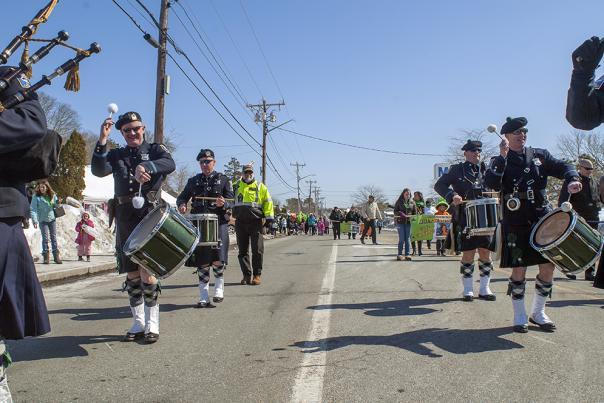 Cape Cod St Pats Parade