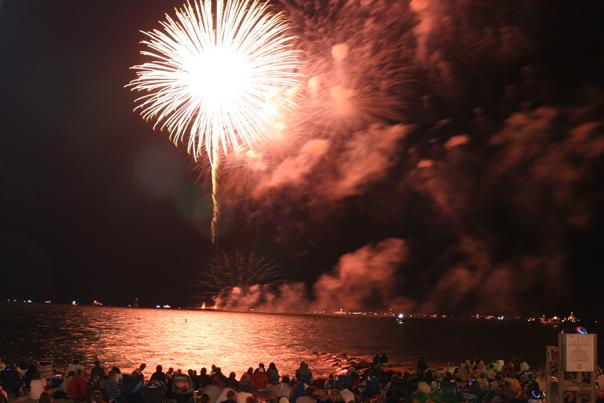 Falmouth Fireworks