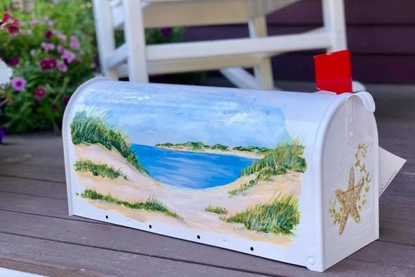 Plum Porch