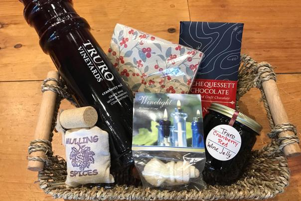 Truro Vineyards Gift Basket