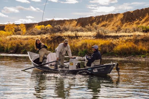 North Platte Fly Fishing