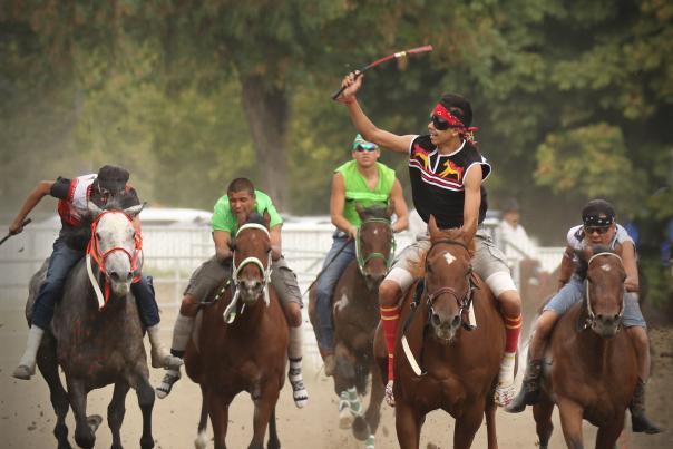 Indian Horse Relay Championship Casper, WY