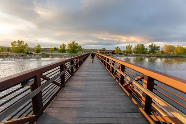 North Platte River Trail