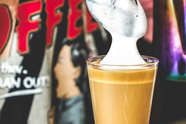 Casper Coffee Scene