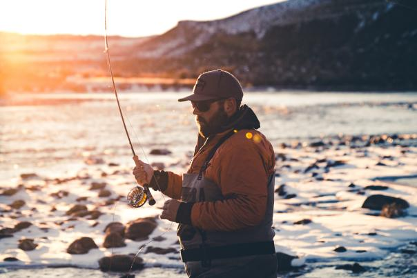 How To Fish Casper In The Winter