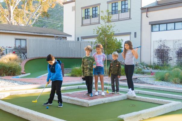 Catalina Island Mini Golf Gardens