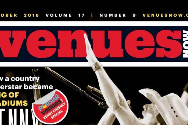 Venues Now Magazine