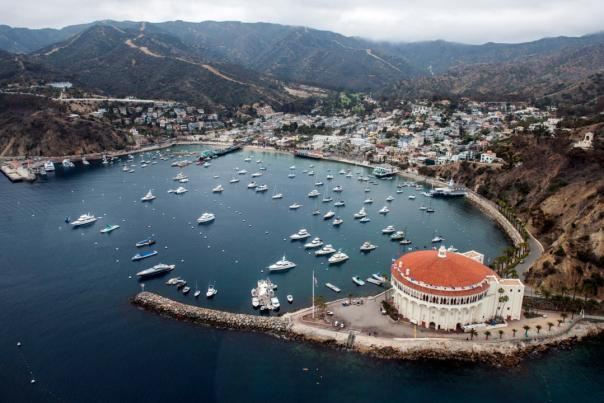Catalina Island (File photo by Mark Rightmire, Orange County Register/SCNG)