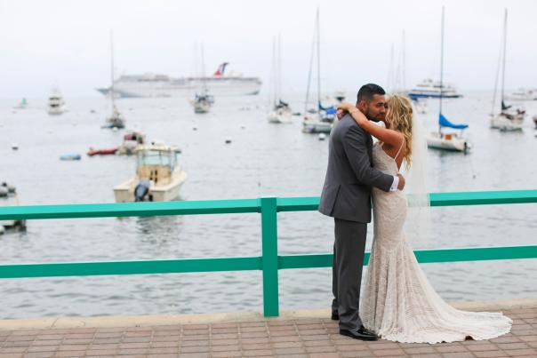 Weddings on Catalina