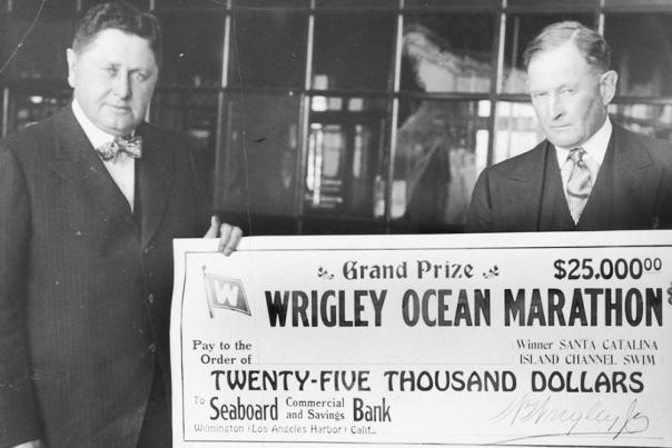 Wrigley Ocean Marathon