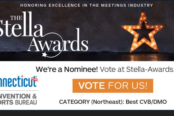 Stella Award Nominee graphic