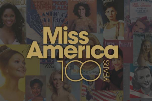 Miss America 100 Logo