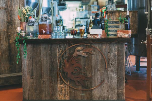 SanTan Brewing Company Brewers Room