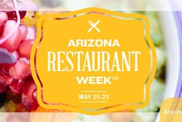 Arizona Restaurant Week - Spring 2015