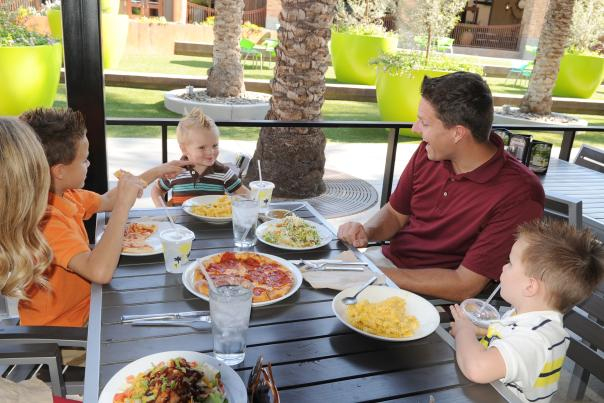 Father's Day at California Pizza Kitchen at Chandler Fashion Center
