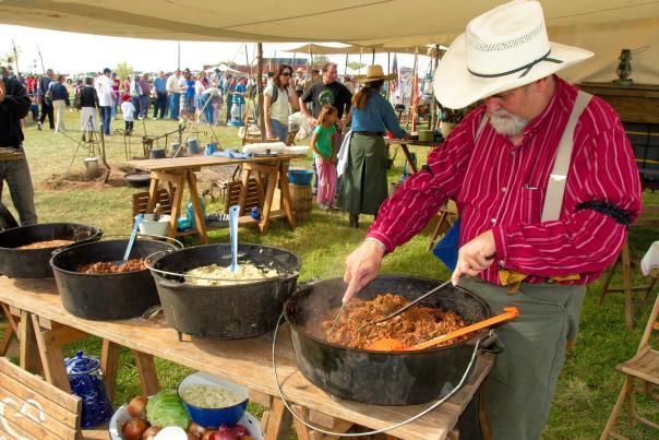 Chandler Chuck Wagon Cook-Off