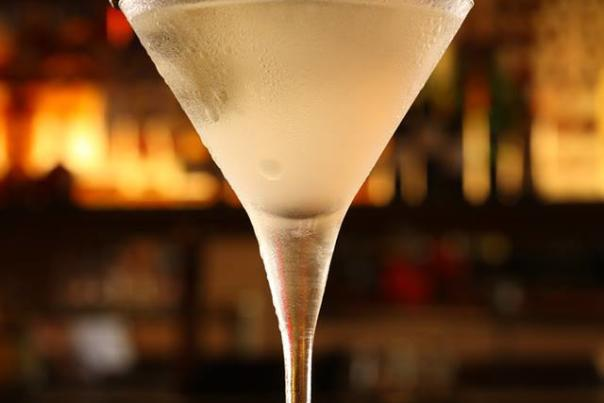 Firebirds Martini