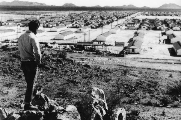 Frank Fujii - Butte Camp