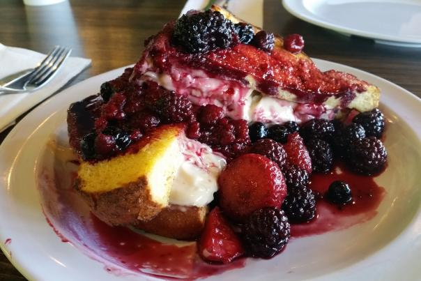 Stuffed French Toast at Even Stevens