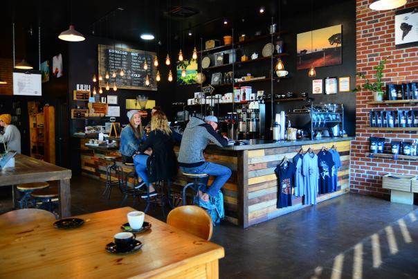 Peixoto Coffee Shop