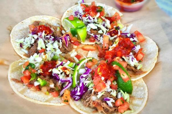 Street Tacos at Espo's Mexican Food