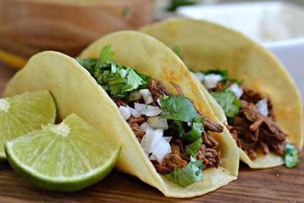 Tacos at Espo's Mexican Food
