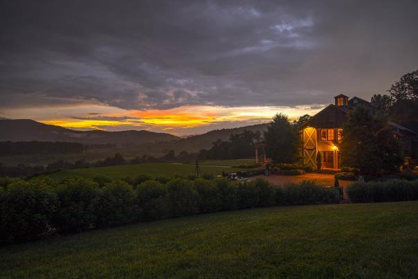 Sanjay Pippin Hill Sunset