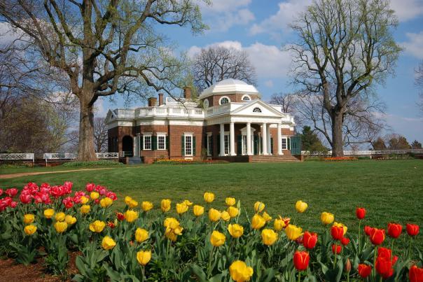 Monticello Spring 2