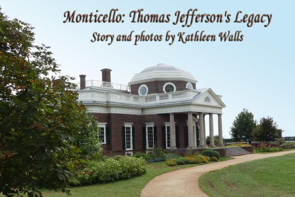 Monticello - Kathleen Walls