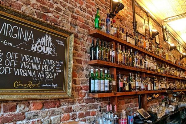 The Whiskey Jar bar