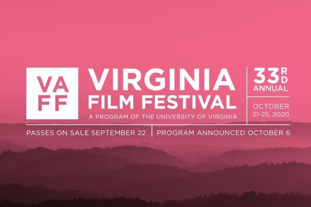 Virginia Film Festival 2020