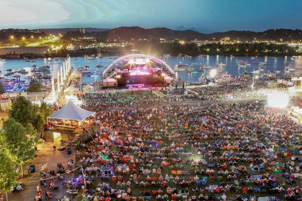 Riverbend Music Festival