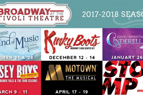 2017-2018 Broadway Tivoli