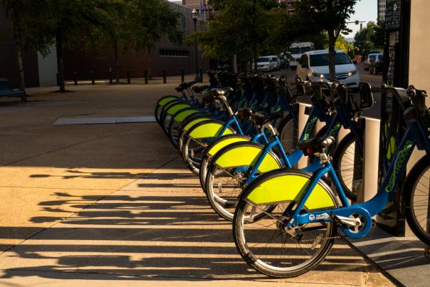 Chattanooga Bike Sharing System