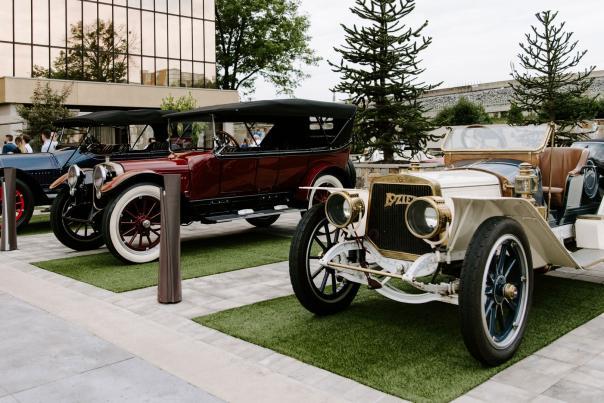 Chattanooga Motorcar Festival 2019