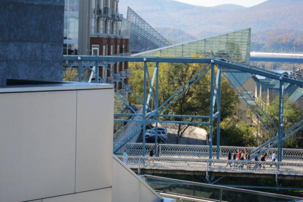 The Hunter Museum is just one of the indoor options on a winter trip to Chattanooga.