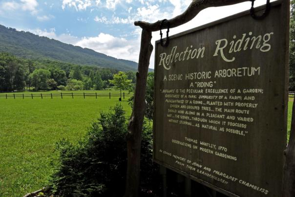 Reflection Riding Arboretum & Nature Center