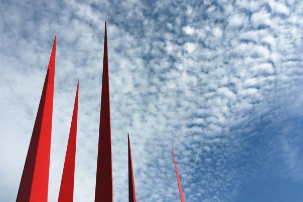 Sculpture Fields at Montague Park_Brian Wleklinski