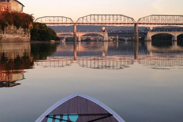 An L2 Sunset Tour from the Tennessee River  is one of the more memorable ways to see Chattanooga.