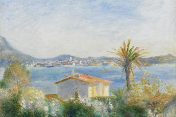 Tamaris, France, c. 1885