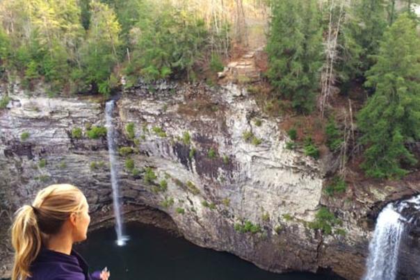 Falls Creek Falls Header