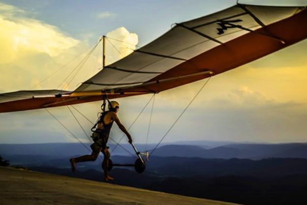 Hang Glide Main