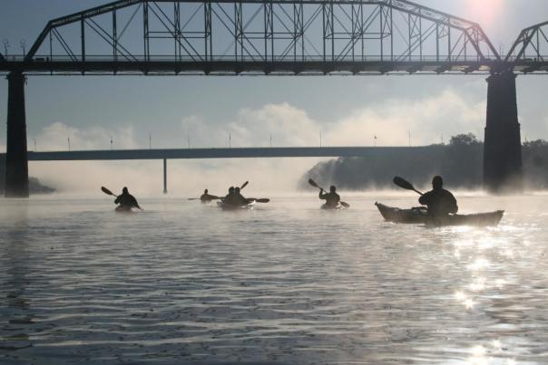 chattanooga kayak